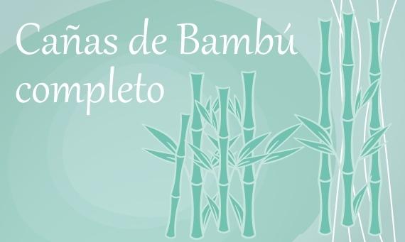 Masaje Cañas de Bambú completo