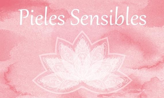 TRATAMIENTO PIELES SENSIBLES (sesión)