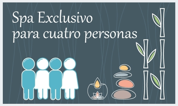Spa Exclusivo 4 personas.