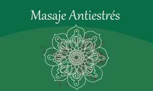 Masaje Antiestrés