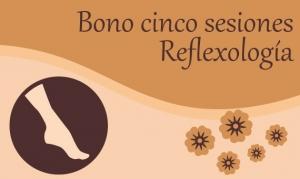 Reflexología (5 sesiones)