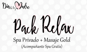 Spa Privado + Masaje Gold