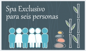 Spa Exclusivo 6 personas