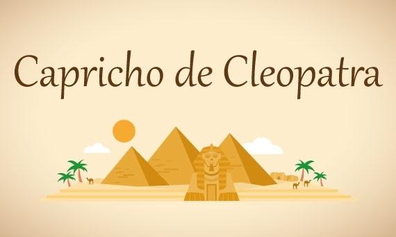 Capricho de Cleopatra