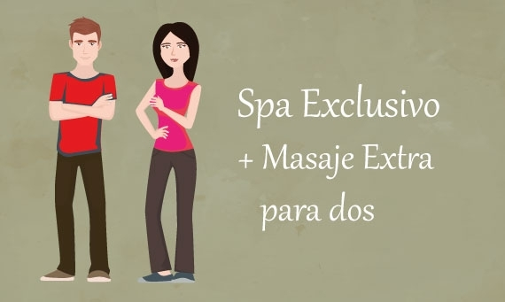 Spa Exclusivo y Masaje Extra