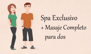 Spa Exclusivo y Masaje Completo
